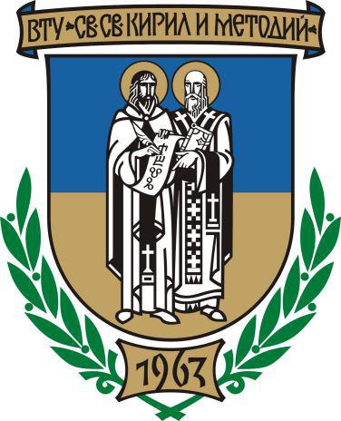 St.Cyril and St.Methodius University of Veliko Turnovo