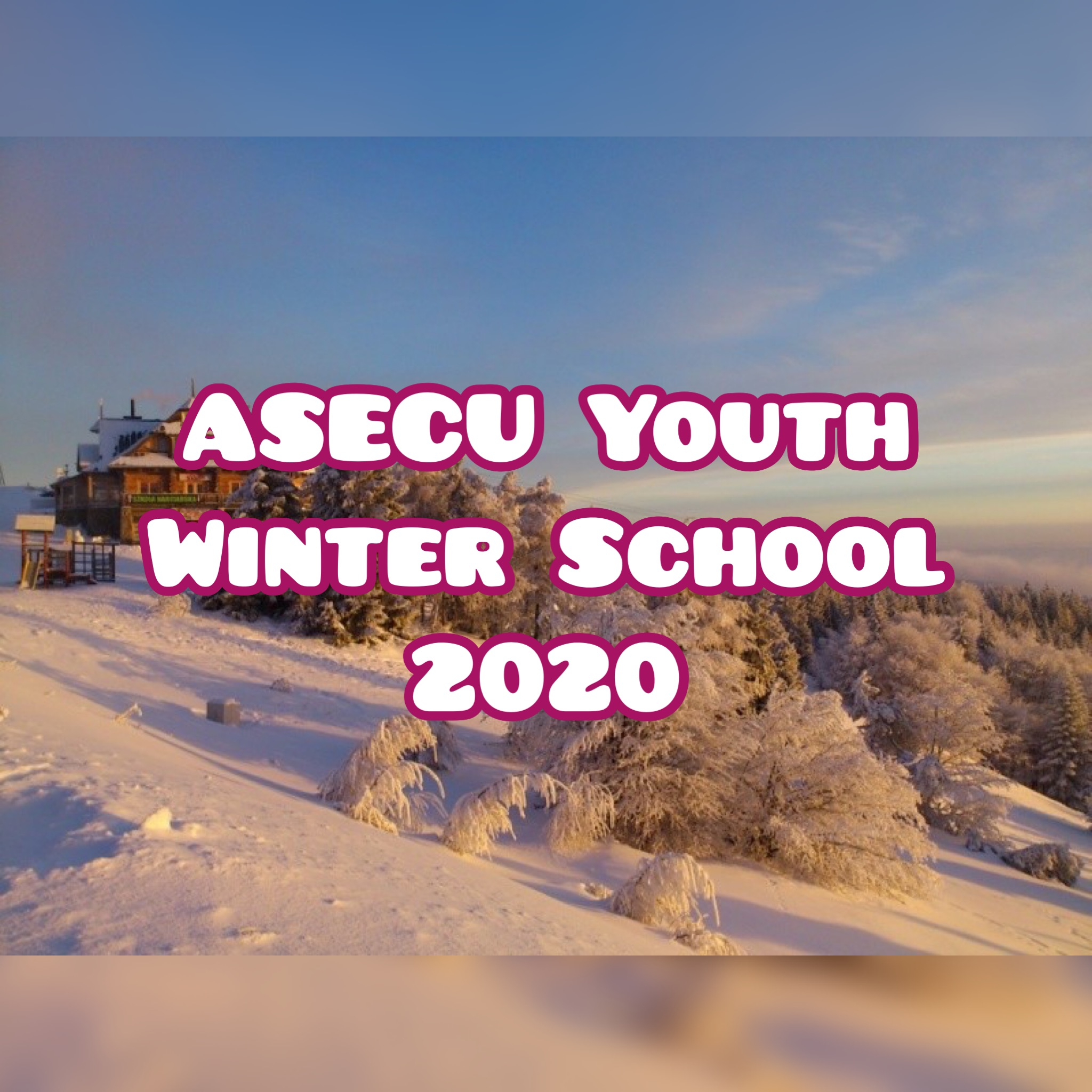 1st Winter School in POLAND planned