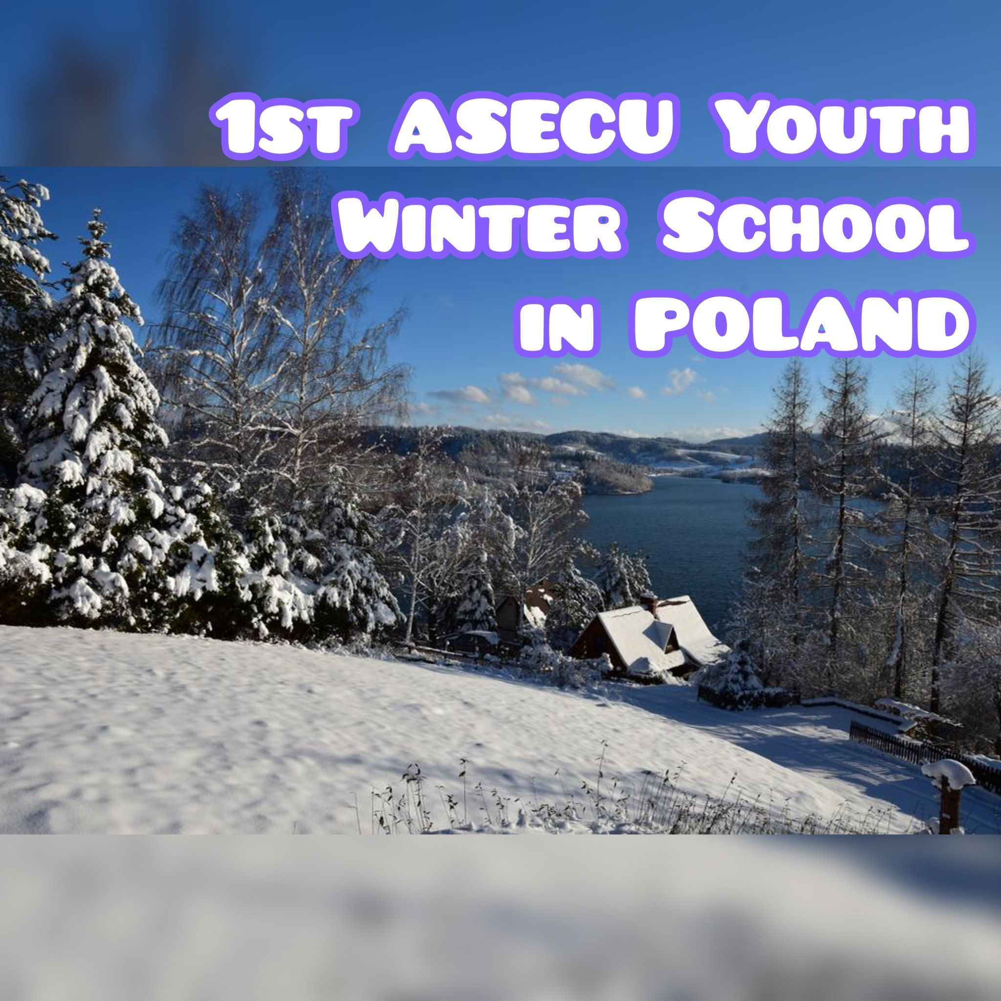 Application submission for the 1st ASECU Youth Winter School is open!