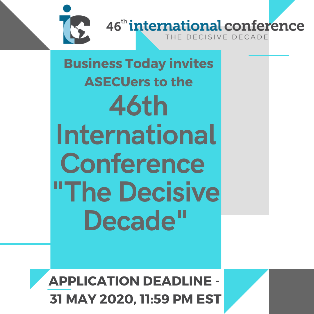 Join Business Today's 46th International Conference!