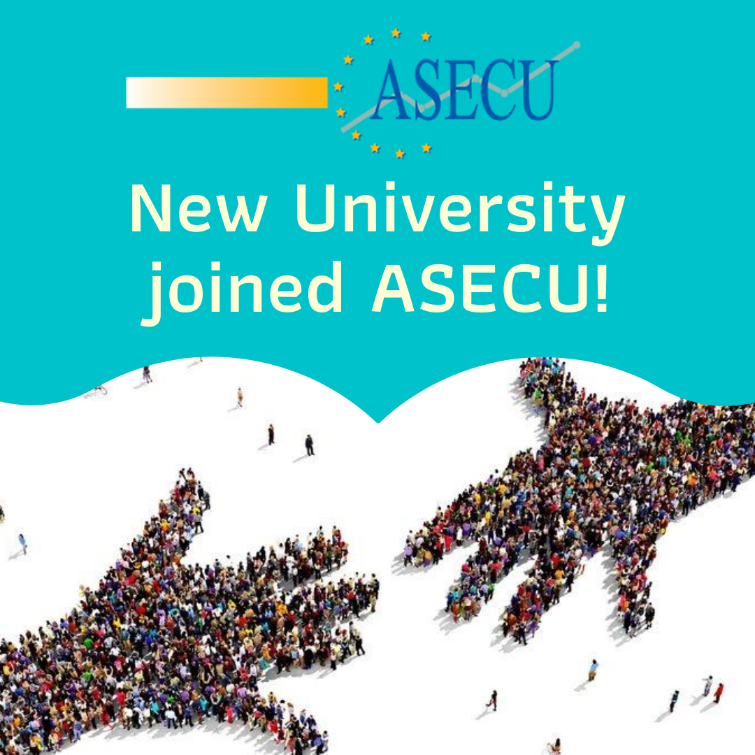 New university joined ASECU!