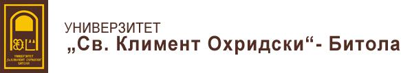 """University """"St Kliment Ohridski"""" – Bitola"""