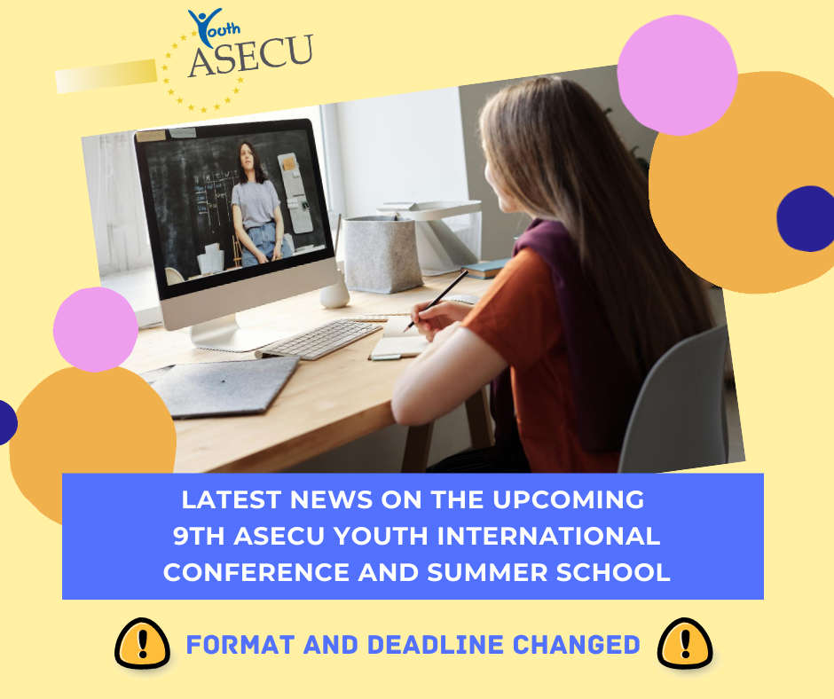 Latest news on the upcoming 9th AYIC & SS