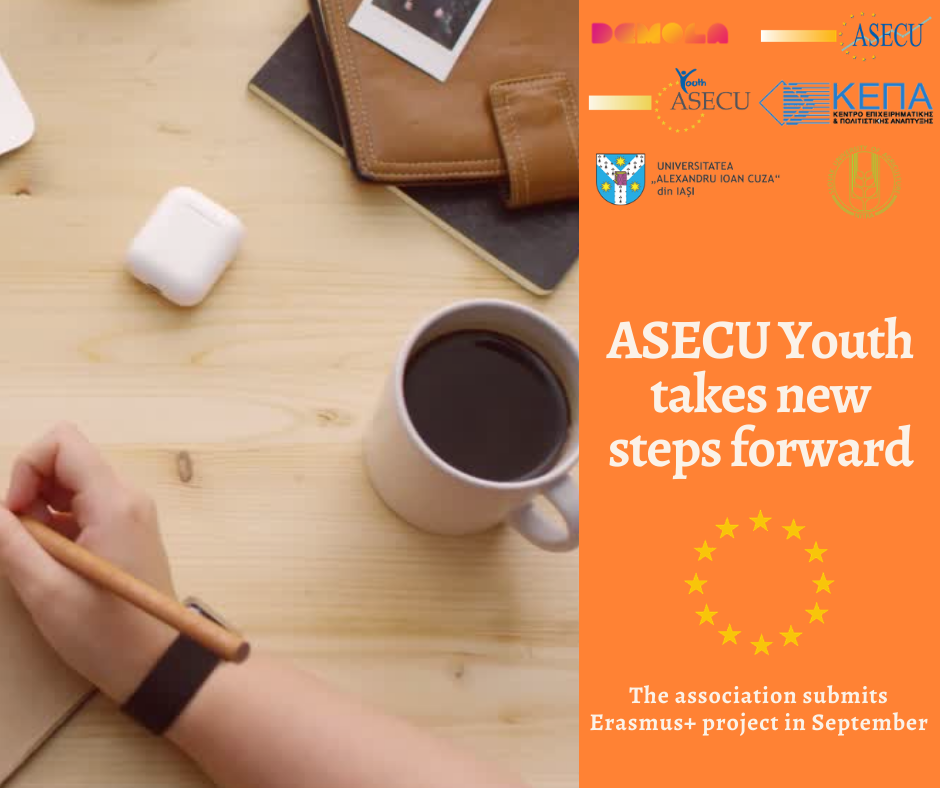 ASECU Youth joined a consortium and submits Erasmus+ project proposal