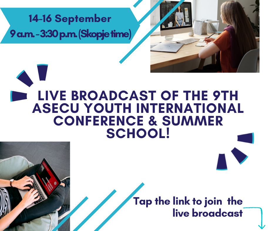 Live broadcast of the 9th AYIC&SS