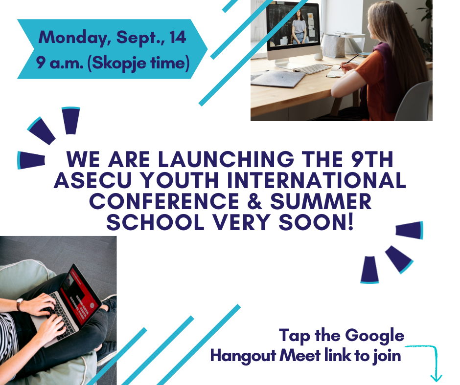 Get tuned and join the 9th AYIC&SS!