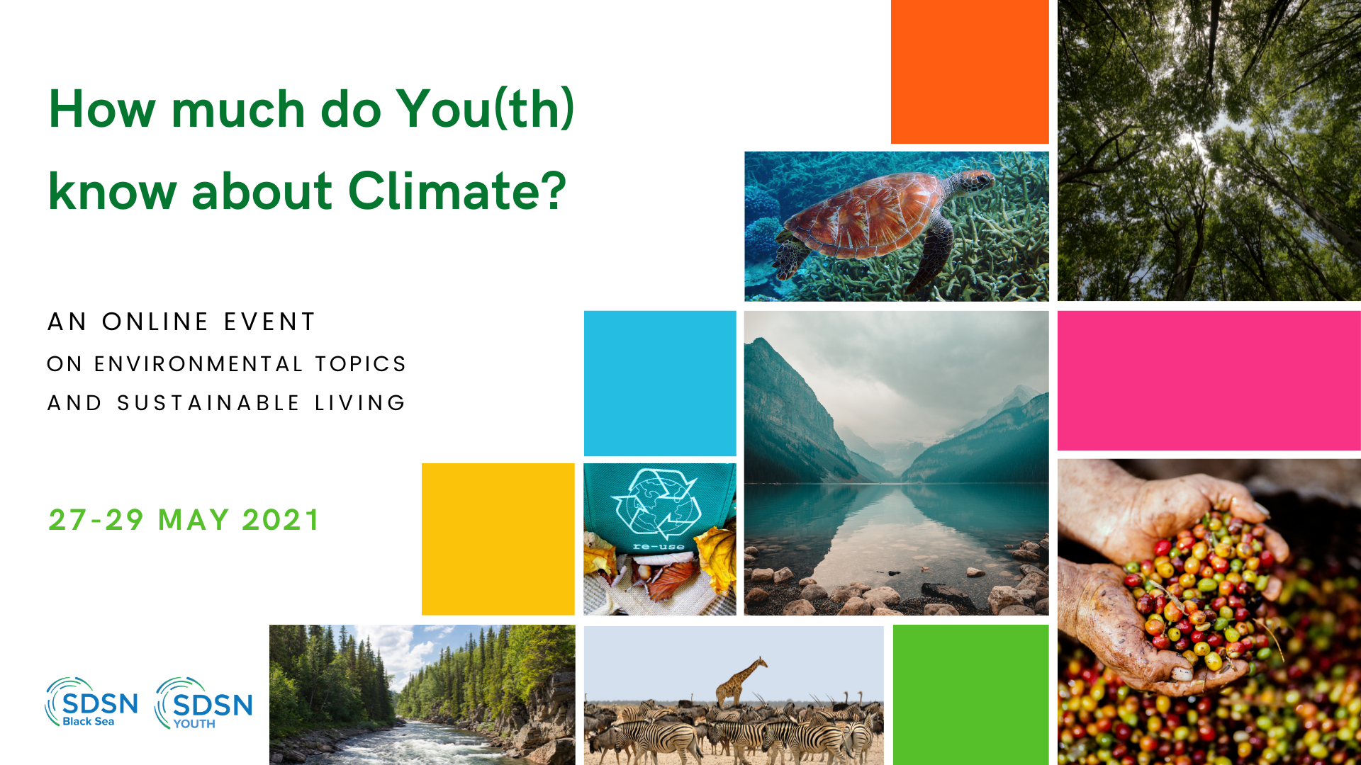 ASECU Youth is coorganizing an online event with SDSN Youth Black Sea and will highlight Climate Finance issue